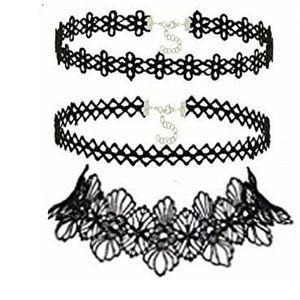 Black Choker Necklace Sale 3 for $10